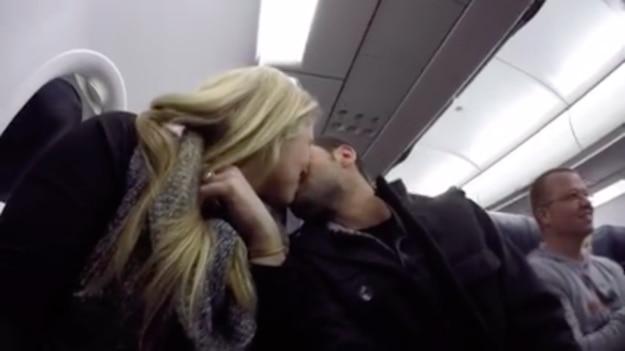Lisa-Eric-flight-reaction