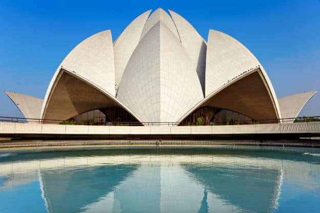5 interesting facts about the bahai lotus temple in delhi that you lotus temple main mightylinksfo