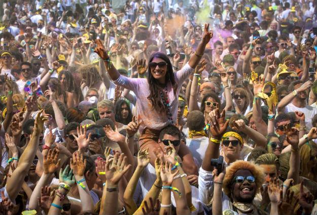 holi parties in delhi