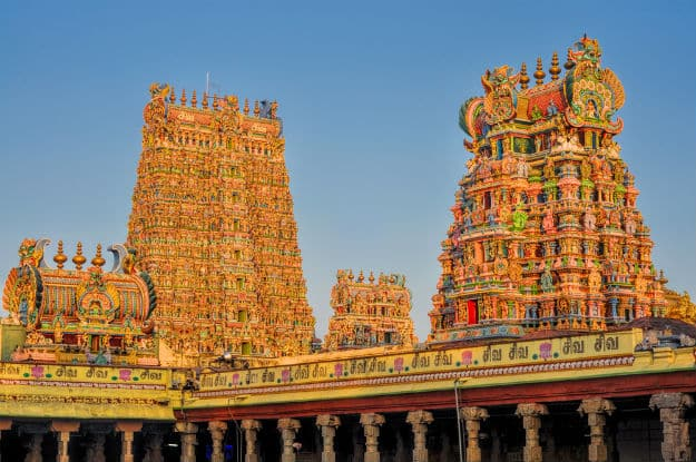 meenakshi amman temple 1
