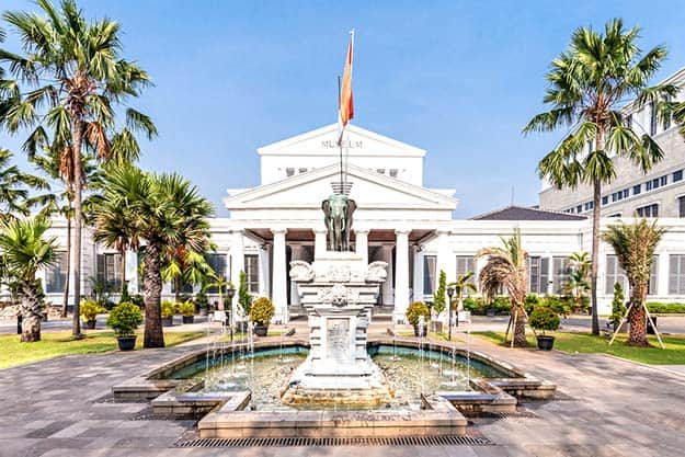 The National Museum of Indonesia