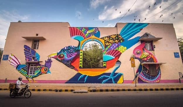 st+art india lodhi colony 2