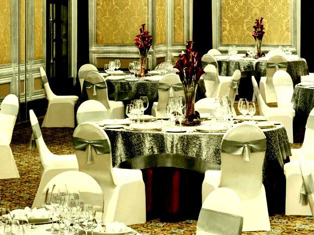 Crystal Room Taj Mahal Palace Hotel, Mumbai