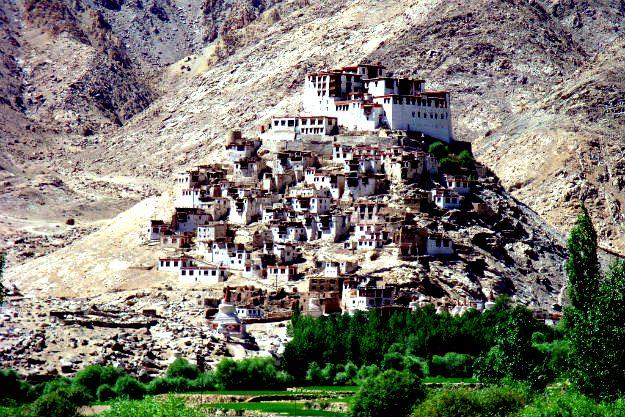 Ladakh Chemrey Monastery