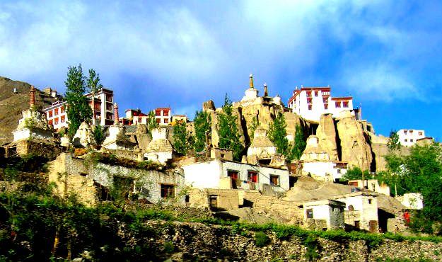 Ladakh Lamayuru Monastery