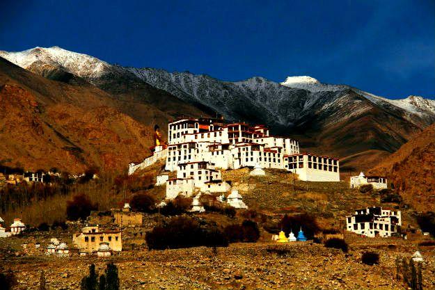 Ladakh Likir Monastery
