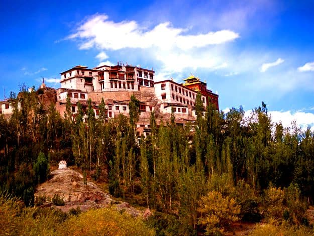Ladakh Matho Monastery
