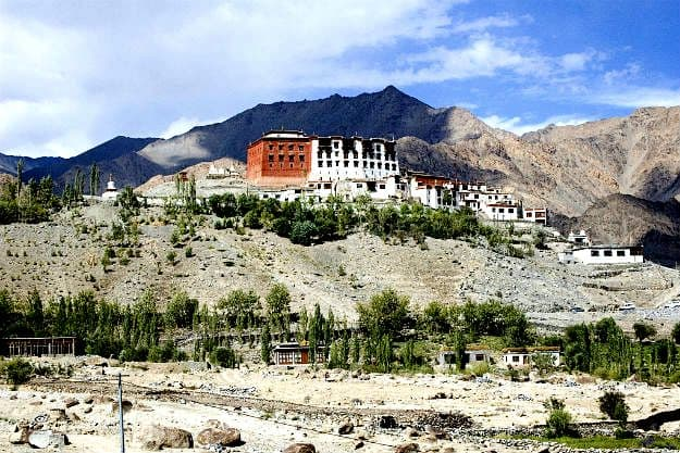 Ladakh Phyang Monastery