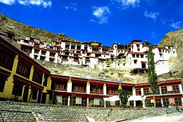 Ladakh Rizong Monastery