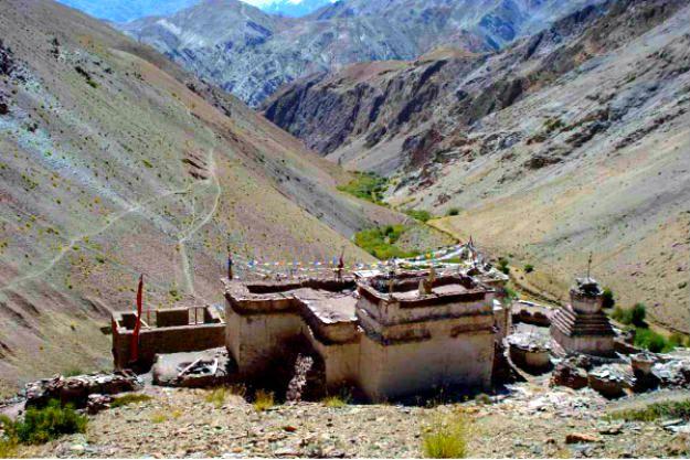Ladakh Sumda Chun Monastery