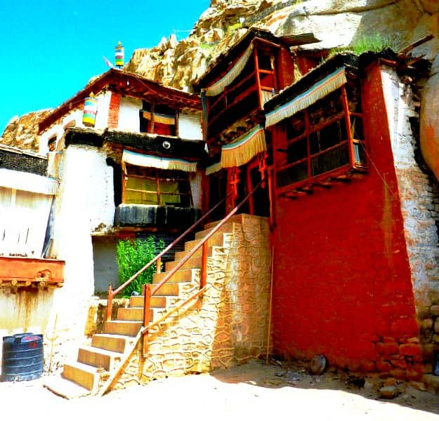 Ladakh Takthok Monastery