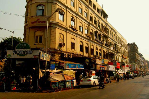 Mumbai-Colaba-Causeway