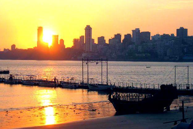 Mumbai-Girgaum-Chowpatty