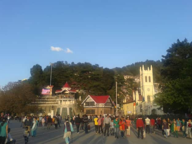 The Ridge-Shimla