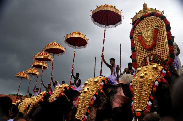 Thrissur Pooram Main
