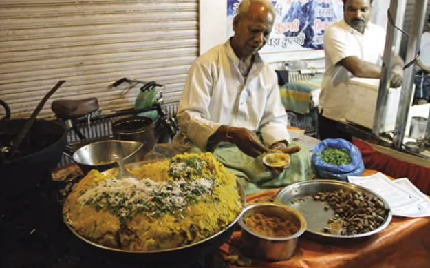 Famous Street Food In Indore