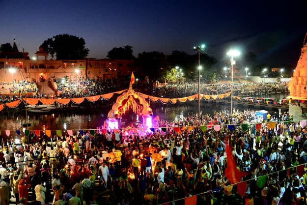 01 Simhastha occurs once in 12 years in Ujjain