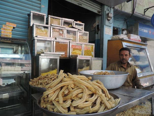 10. Gathiya is a popular breakfast item