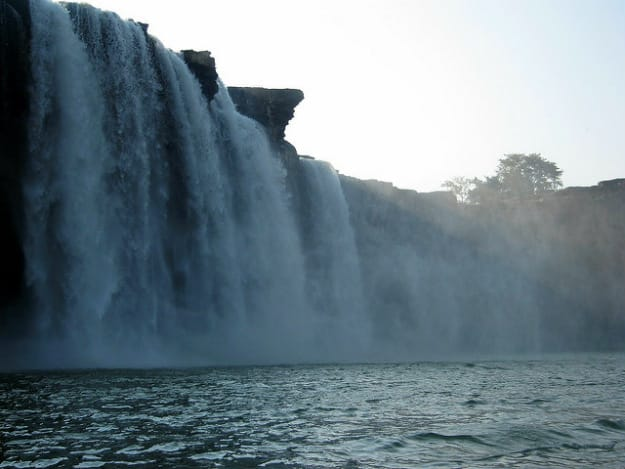 Chitrakoot fall