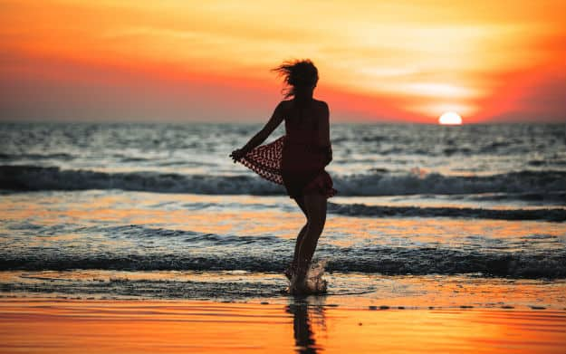 Goa sunset 2