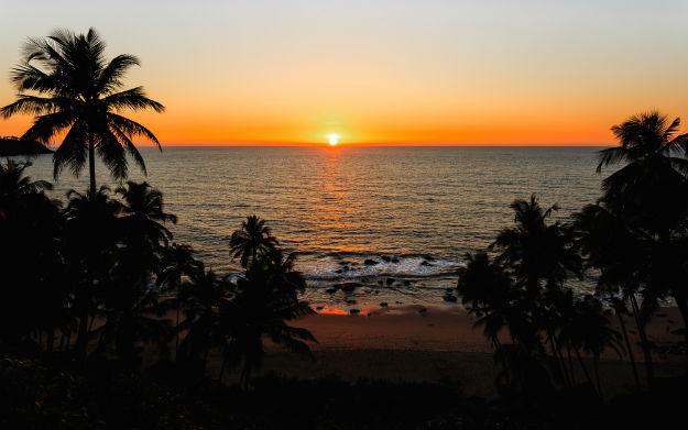 Goa sunset 5