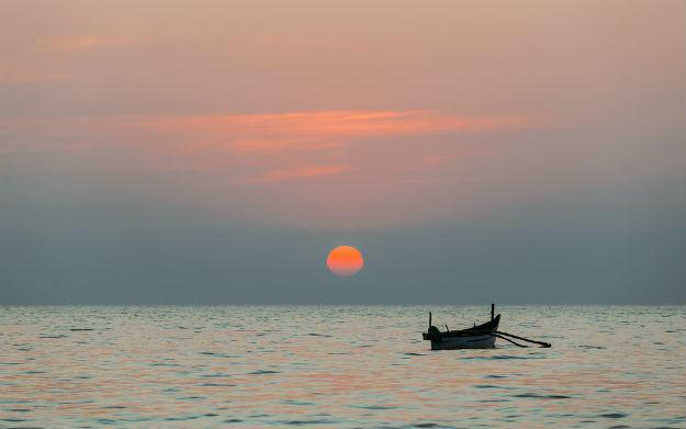 Goa sunset 6