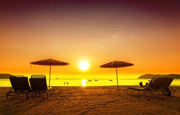 Goa sunset main