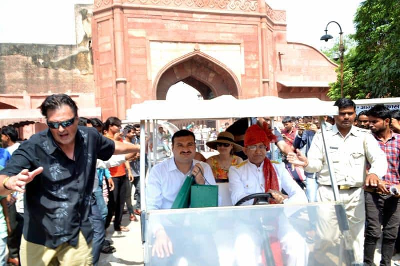 IANS Preity Taj