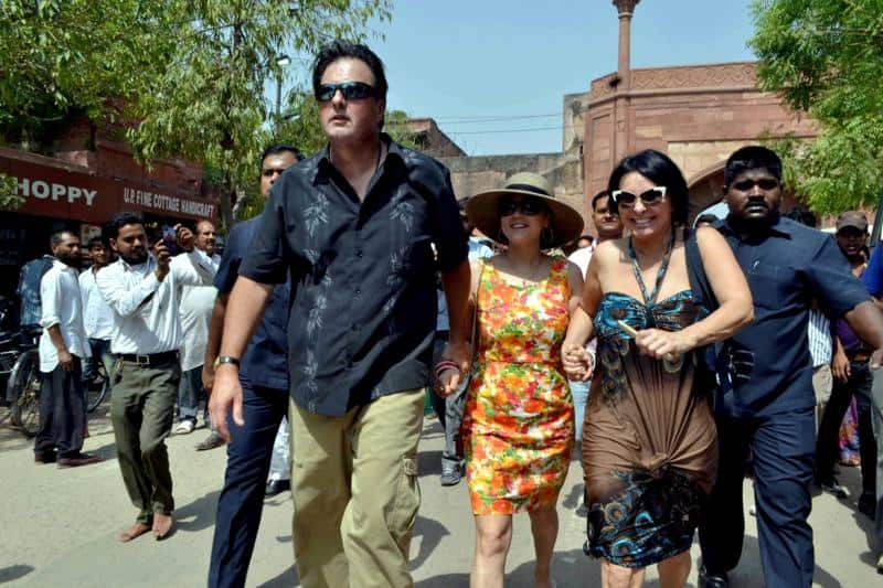 Photos Of Preity Zinta 39 S Taj Mahal Visit With The