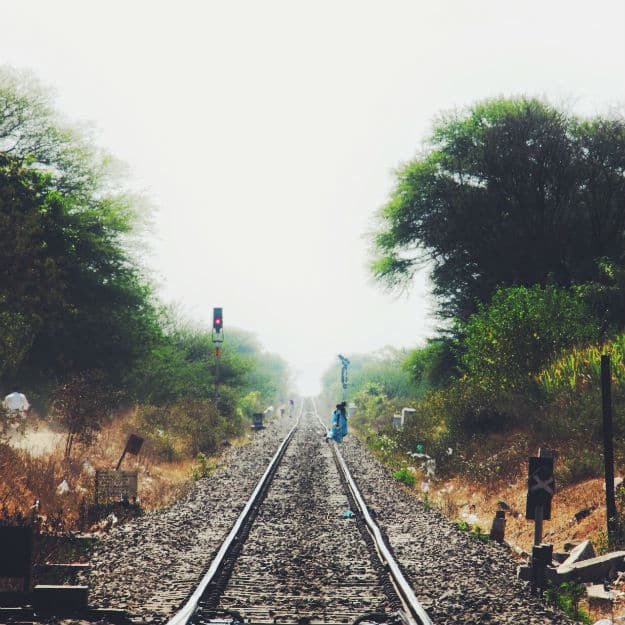 Satara railway