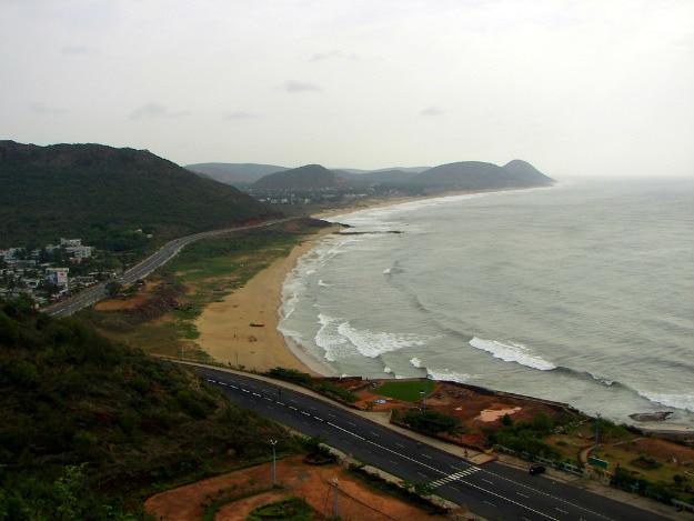 Vizag Marine drive