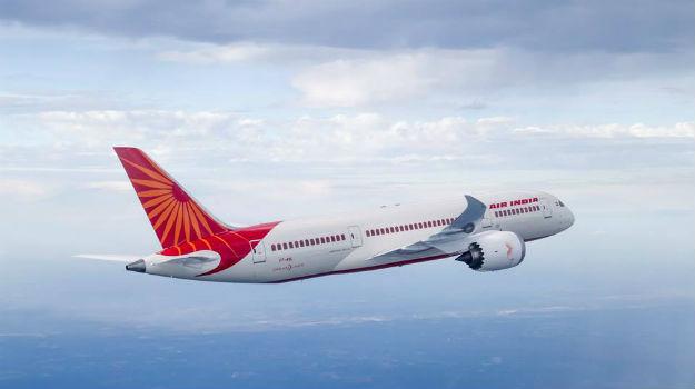 Photograph courtesy: Air India/Facebook