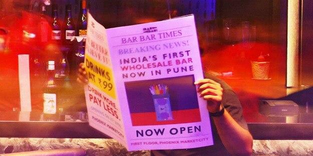bar bar pune