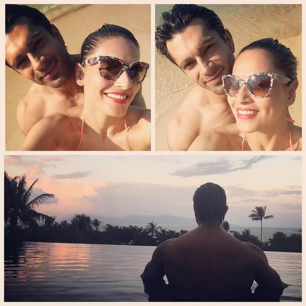 Bipasha Basu Karan Singh Grover honeymoon photos