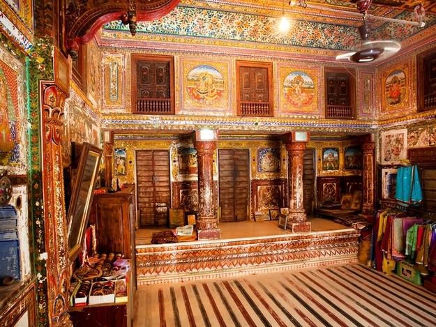 Jhunjhunwala Haveli, Mandawa