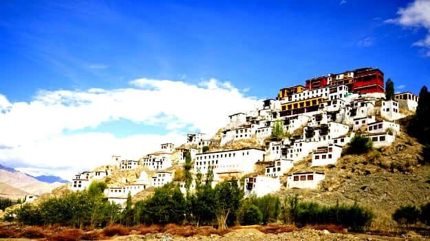 ladakh-thiksey-monastery