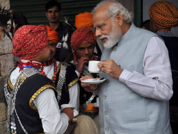You may soon be able to visit Narendra Modi's tea stall in Gujarat's Vadnagar