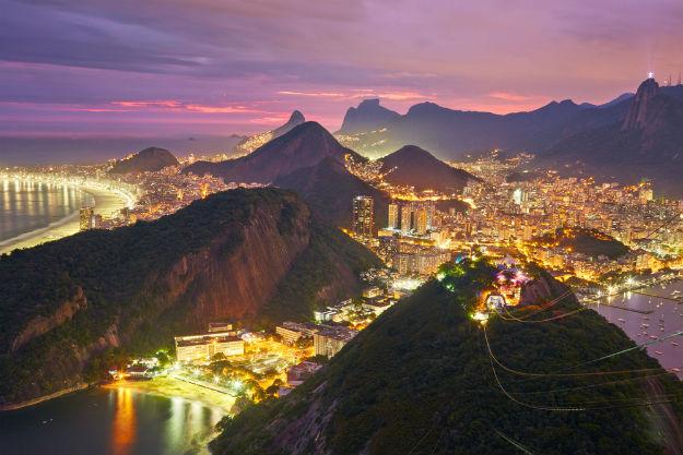 rio de janerio brazil