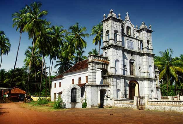 Goa church