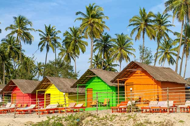 Beach house Goa