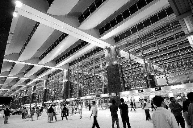 Bangalore Airport haunted