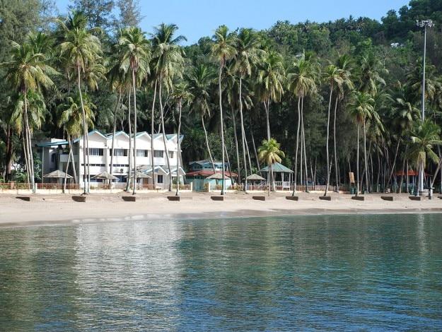 Carbyn's Cove Beach, Port Blair