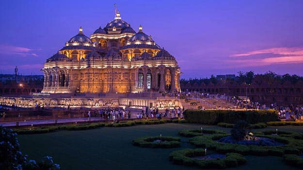 Delhi Akshardham temple