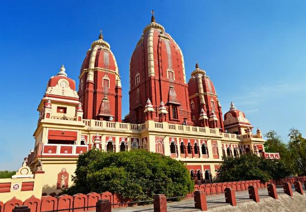 Delhi Birla temple