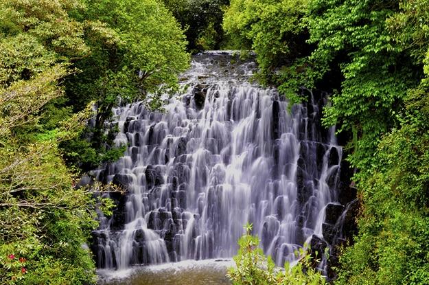 Elephant-waterfall