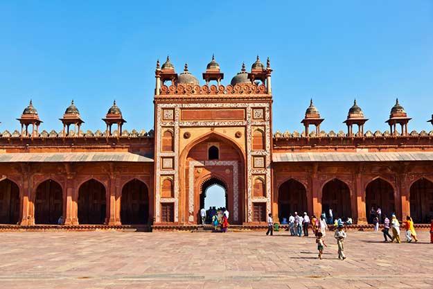 Jama-Masjid-Fatehpur-Sikri