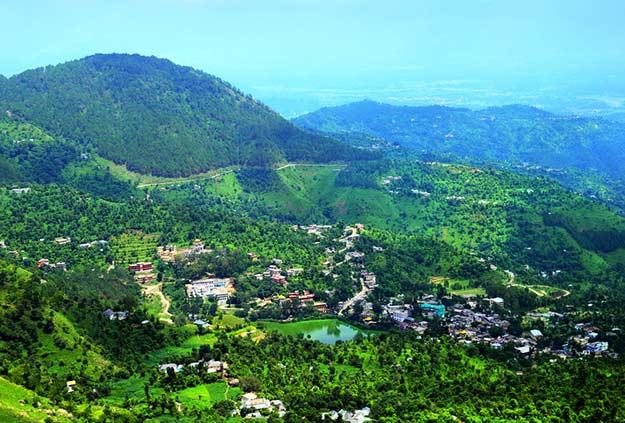 Beautiful Rewalsar in Himachal Pradesh