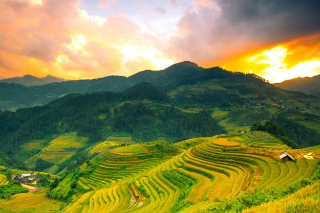 Mu Cang Chai Vietnam