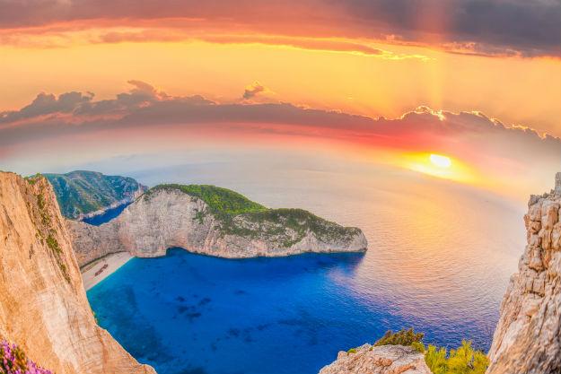 Navagio Bay Greece