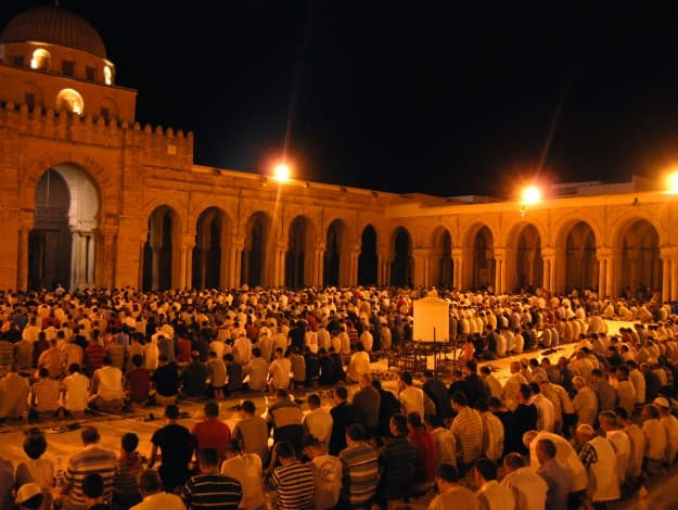 importance of islamic festival Eid al-fitr: six things you might not know about the muslim festival  it was aware  of the importance of the festival, the cost to the economy of.